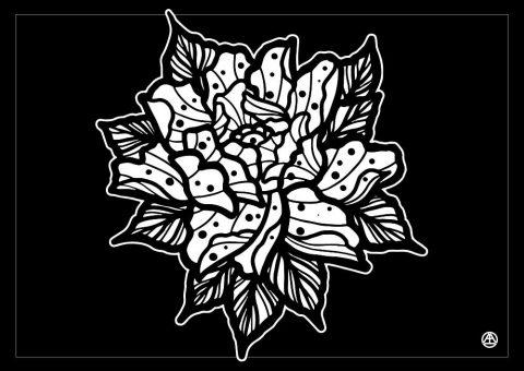 Flower v5 - design for sale