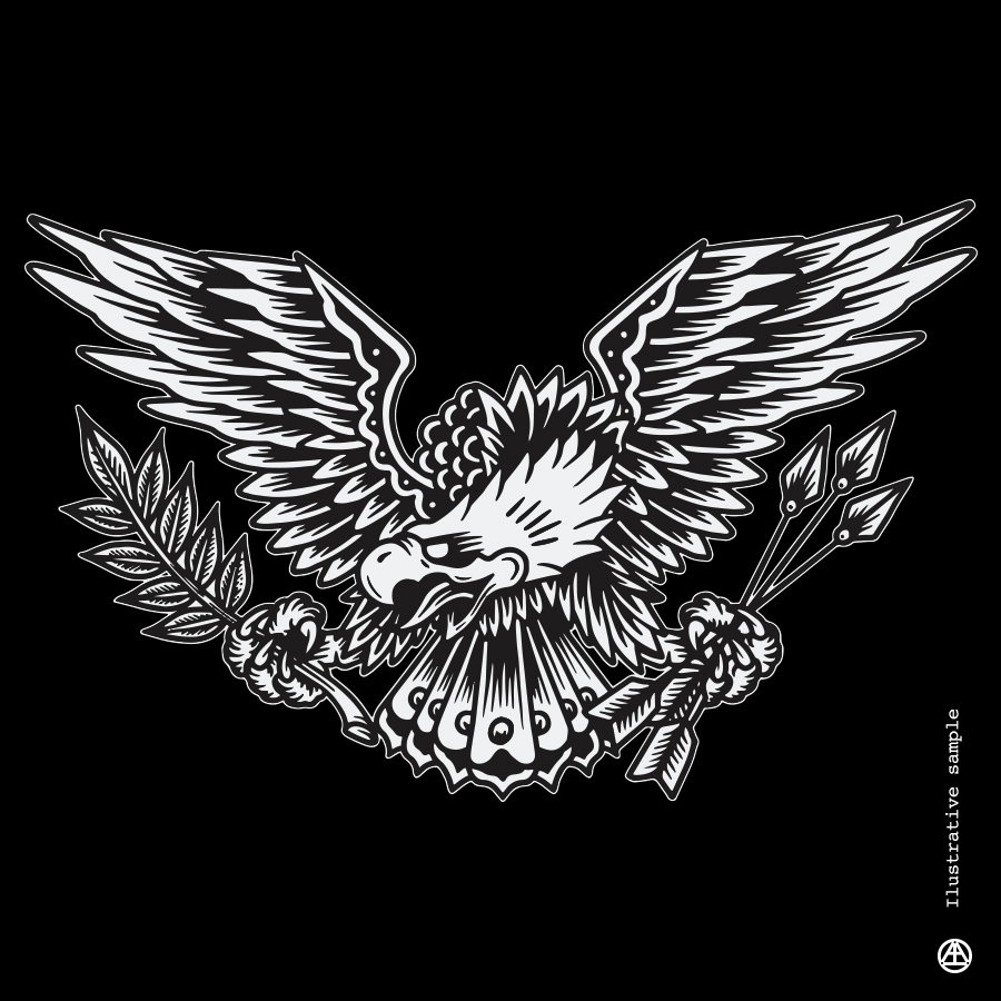 Eagle Sheet (for free) t-shirt design for sale - L30Artwork designs ...